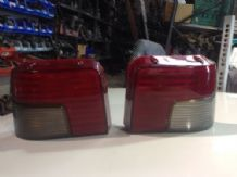 peugeot 205 1.6 1.9 gti All 205 phase 2 Pair Of Rear Lights Conversion
